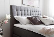 Boxspring bed compleet